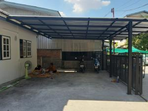 For RentHouseVipawadee, Don Mueang, Lak Si : [A284] Single storey house for rent, size 50 sq.w., near IT Square Laksi-Chaengwattana Intersection